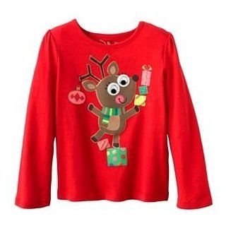 "Reindeer with ""Google Eyes!"" (that REALLY MOVE!) So CUTE! Size   2 Toddler: Everything Else"