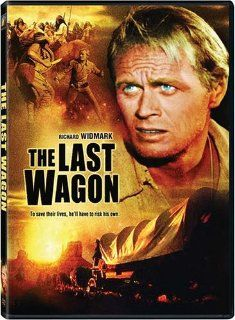 The Last Wagon: Richard Widmark, Felicia Farr, Susan Kohner, Tommy Rettig, Stephanie Griffin, Ray Stricklyn, Nick Adams, Carl Benton Reid, Douglas Kennedy, George Mathews, James Drury, Ken Clark, Wilfred M. Cline, Delmer Daves, Hugh S. Fowler, William B. H