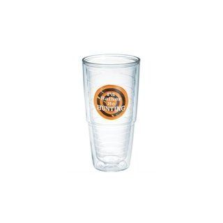 Tervis Tumbler I'd Rather Be Hunting 24oz: Kitchen & Dining