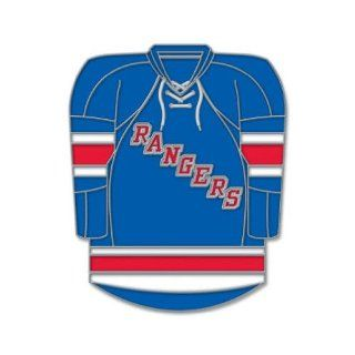 "New York Rangers Official NHL 1"" Lapel Pin : Sports Related Pins : Sports & Outdoors"