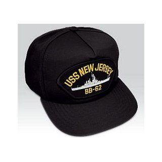 US Navy USS New Jersey Ball Cap