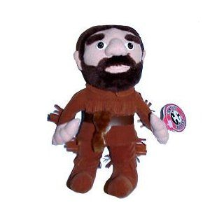West Virginia Mountaineers Mascot Doll : Sports Related Merchandise : Sports & Outdoors