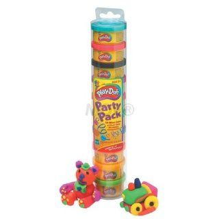 Hasbro Play Doh Party Pak 10/Tube HSB22037: Toys & Games