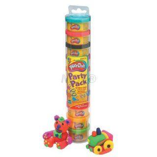 Hasbro Play Doh Party Pak 10/Tube HSB22037: Toys & Games