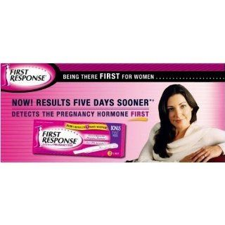 First Response First Response Early Result Pregnancy Test 2 Count (Pack of 6): Health & Personal Care