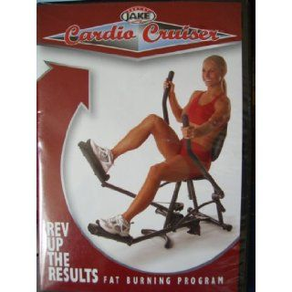 Body By Jake Cardio Cruiser. Rev up the Results. Dvd. Jake Books