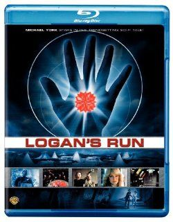 Logan's Run [Blu ray]: Michael York, Jenny Agutter, Richard Jordan, Roscoe Lee Browne, Farrah Fawcett Majors, Peter Ustinov, Michael Anderson: Movies & TV