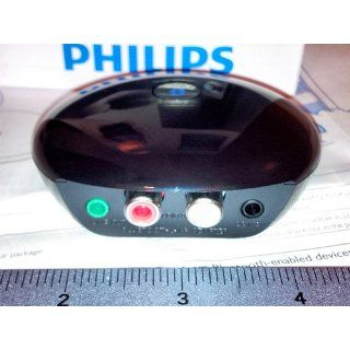 Philips AEA2000/37 Bluetooth Hi Fi Adapter/Receiver (Black) (Discontinued by Manufacturer) Electronics