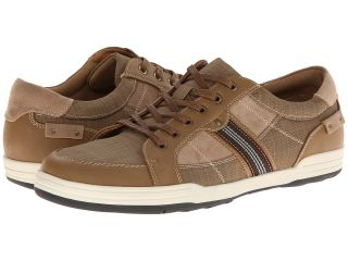 Kenneth Cole Unlisted Race Track Mens Lace up casual Shoes (Tan)
