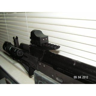 Strike Industries AK Rear Sight Rail For Low Profile Red Dot Optics for AK47 AK 47 AK 47 Rifles : Airsoft Gun Rails : Sports & Outdoors