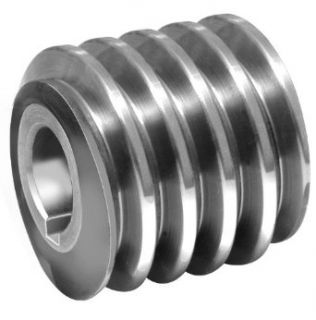 Precision worm centre distance 65mm i=75 same dimensions as A63 i=70: Industrial & Scientific
