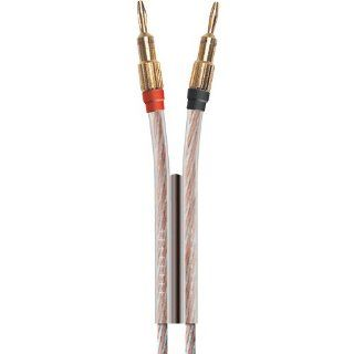 Acoustic Research MS315 Speaker Wire w/ADA Banana Adapter tips (15 feet) (Discontinued by Manufacturer): Electronics