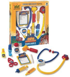Eco Research & Rescue Set Toys & Games