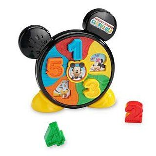 Disney Counting with Mickey See 'n Say: Toys & Games