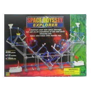 Space Odyssey Explorer Marble Run Toys & Games