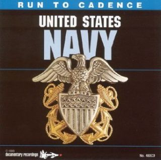 Run To Cadence United States Navy CD Clothing