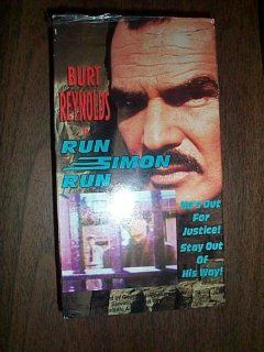 Run Simon Run [VHS]: Burt Reynolds, Inger Stevens, Royal Dano, James Best, Rodolfo Acosta, Don Dubbins, Joyce Jameson, Barney Phillips, Herman Rudin, Eddie Little Sky, Ken Lynch, Marsha Moode, Martin G. Soto, Rosemary Eliot, George McCowan: Movies & TV