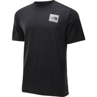 THE NORTH FACE Mens N.S.E. Reaxion Short Sleeve T Shirt   Size: Medium, Tnf