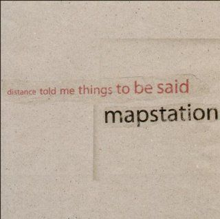 Distance Told Me Things To Be Said [Vinyl]: Music