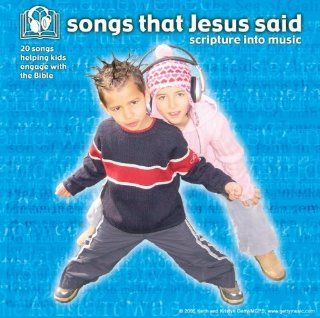 Songs That Jesus Said: Music