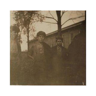 1908 child labor photo Trenton Mill, Gastonia, N.C. Smallest boy,   Tom Jenkin c1