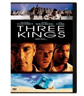 Three Kings (Snap Case Packaging): George Clooney, Mark Wahlberg, Ice Cube, Spike Jonze, Cliff Curtis, Nora Dunn, Jamie Kennedy, Sa�d Taghmaoui, Mykelti Williamson, Holt McCallany, Judy Greer, Christopher Lohr, David O. Russell, Alan Glazer, Bruce Berman,