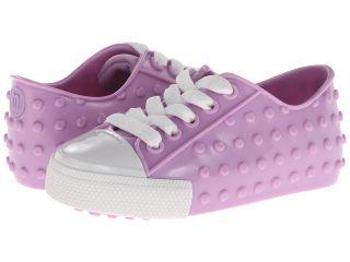 Mini Melissa Mini Polibolha II Girls Shoes (Purple)