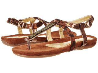 Annie Saphire Womens Sandals (Brown)