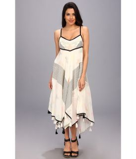 Free People Crossing Paths Dress Womens Dress (Bone)