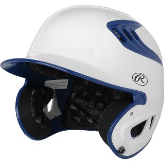 RAWLINGS Coolflo 2 Tone Matte Senior Batting Helmet   70 mph   Size: Sr,
