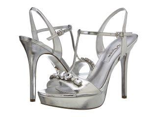 Nina Jada High Heels (Silver)