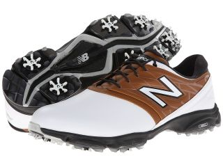 New Balance Golf NBG2001 Mens Golf Shoes (White)