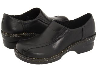 Eastland Tracie Womens Slip on Shoes (Black)
