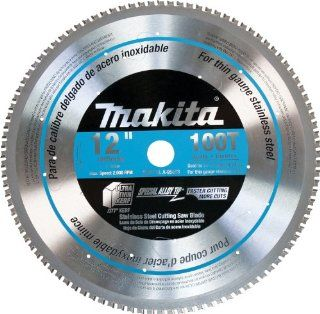 Makita A 95803 12 Inch TCT Saw Blade, Stainless   Band Saw Blades
