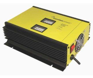 SAMLEX SEC 2425UL 24 VOLT 25 AMP 3 STAGE ADVANCED FULLY AUTOMATIC BATTERY CHARGER / POWER SUPPLY: Automotive