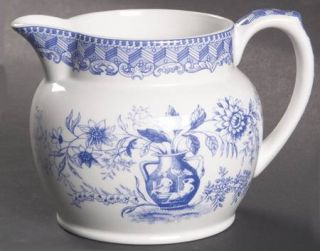 Spode Victorian Collection 12oz Jug, Fine China Dinnerware   Blue Room Collectio