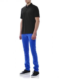 Supima cotton standard polo top  James Perse
