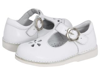 Kid Express Molly Girls Shoes (White)