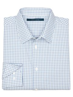 Perry Ellis Mens Check Pattern Shirt