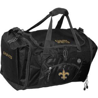 Concept One New Orleans Saints Roadblock Durable Team Logo Multi Pocket Black