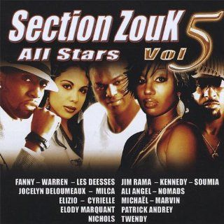 Section Zouk All Stars 5: Music