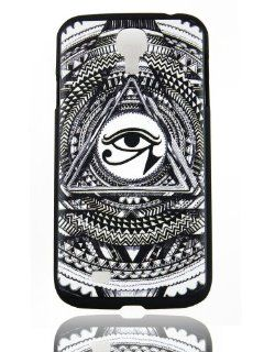 Now You See Me. The Eye of Horus. The Millennium eye Can see through everything.FOR Samsung Galaxy S4 i9500 The Eye of Horus in Triangle Pattern HARD PLASTIC Back Case Skin Cover Protector Accessory (1 Free Screen Guard): Cell Phones & Accessories