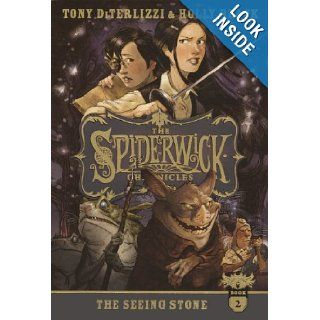 The Seeing Stone (Turtleback School & Library Binding Edition) (Spiderwick Chronicles (Pb)): Holly Black, Tony DiTerlizzi: 9780606320351: Books