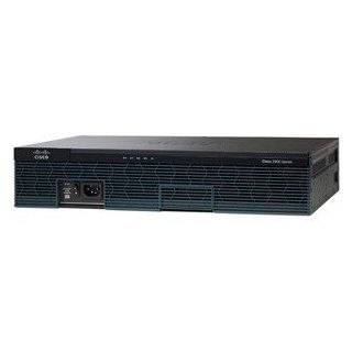 Cisco 2901 Integrated Services Router. 2901 VOICE SEC BUNDLE PVDM3 16 UC & SEC LICENSE PAK CONFIG. 2 x PVDM, 4 x HWIC, 2 x CompactFlash (CF) Card, 1 x Services Module   2 x 10/100/1000Base T WAN: Electronics
