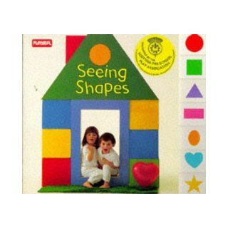Seeing Shapes (Playskool Toddler Tab Index Books): Janine Amos: 9780434975303: Books
