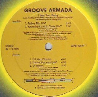 Groove Armada / I See You Baby (Remix): Music
