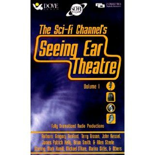 Seeing Ear Theatre: A Sci Fi Channel Presentation: Terry Bisson, James Patrick Kelly, Allen Steele, Brian Smith, John Kessel, Gregory Benford, Peter Coyote, Mark Hamill, Michael O'Hare, Marina Sirtis: 9780787118136: Books