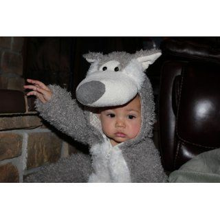 Toddler Big Bad Wolf Costume: Infant And Toddler Costumes: Clothing