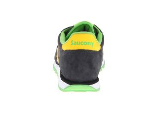 Saucony Originals Jazz Low Pro Dark Grey/Yellow