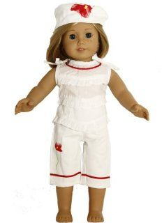 BUYS BY BELLA Poppy Pant Sent for 18 Inch Dolls Like American Girl: Toys & Games